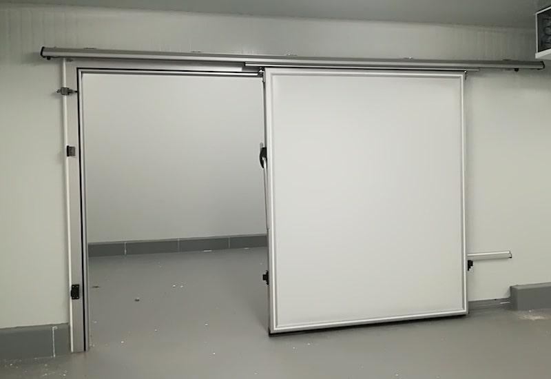 Porta frigorifica Deslizante robustpond