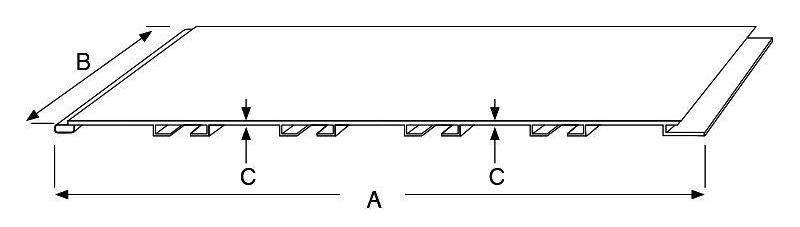 placa p200
