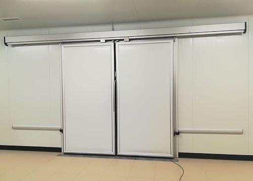 portas frigorificas deslizantes